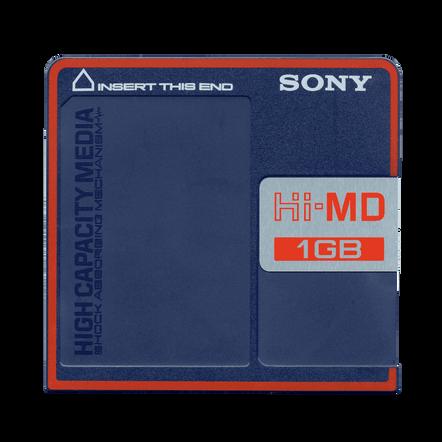 1GB Hi-MD Disc