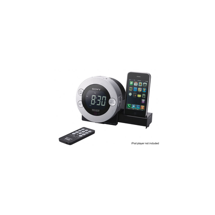 iPod Dock Clock Radio, , hi-res
