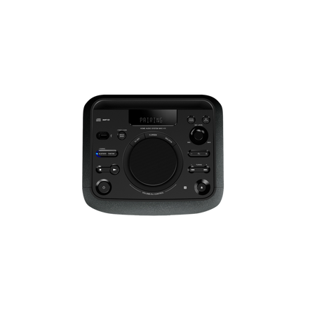 One-Box High Power Home Audio System with Bluetooth, , hi-res