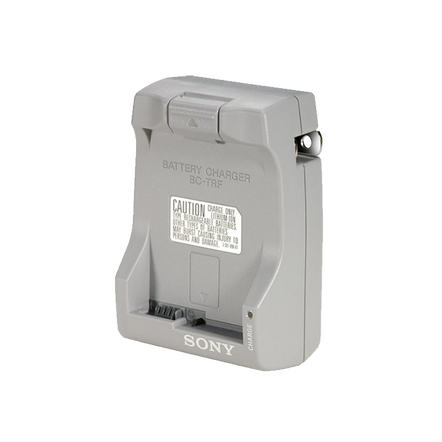 Compact Battery Charger for InfoLITHIUM F-series camcorder batteries