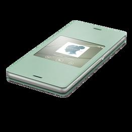 Style Cover Window for Xperia Z3 - SCR24 (Copper)