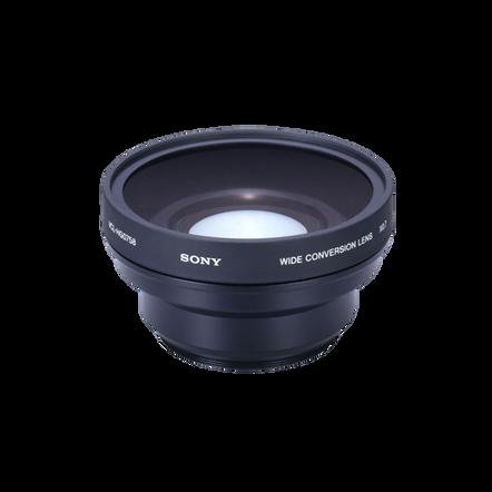 Wide Conversion Lens for Camcorder