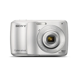 10.1 Mega Pixel S Series 4x Optical Zoom Cyber-shot (Silver), , hi-res