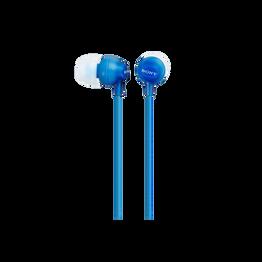 In-Ear Lightweight Headphones (Blue), , hi-res