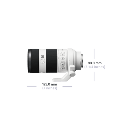 Full Frame E-Mount FE 70-200mm F4 G OSS Lens, , hi-res