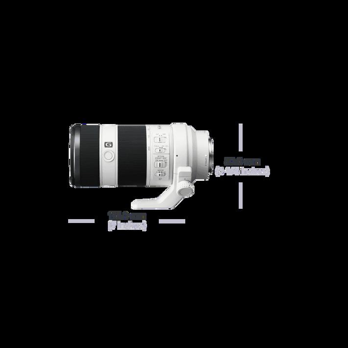 Full Frame E-Mount FE 70-200mm F4 G OSS Lens, , product-image