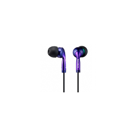 EX57 In-Ear Headphones (Violet)