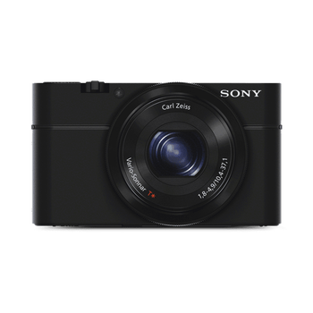 RX100 Digital Compact Camera with 3.6x Optical Zoom, , hi-res