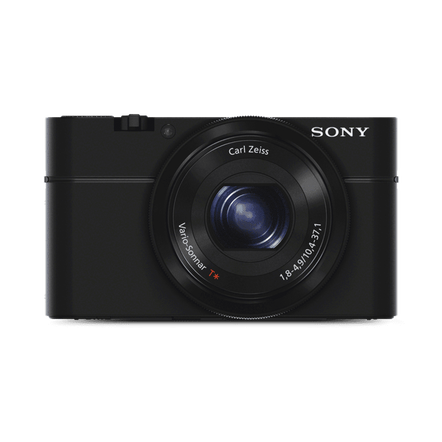 DSC-RX100 Digital Compact Camera, , hi-res