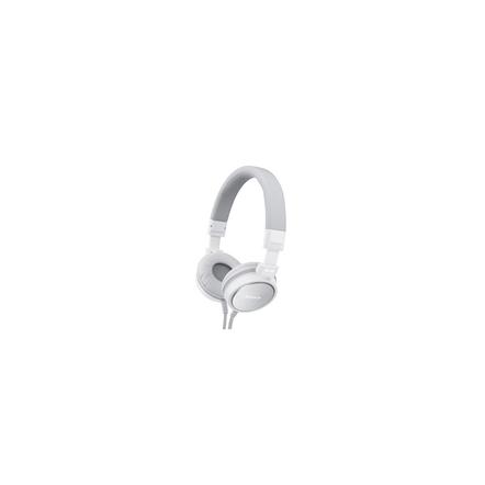 XB600 Sound Monitoring Headphones (White)
