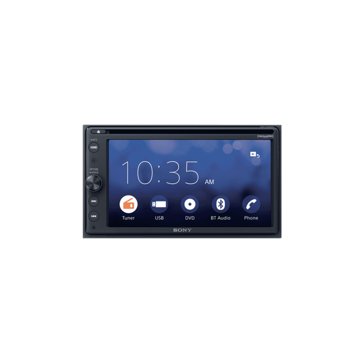 """6.4"""" Android DVD Receiver with BLUETOOTH 