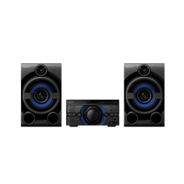 M20D High Power Audio System with DVD, , hi-res