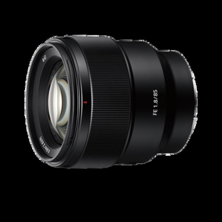Full Frame E-Mount 85mm F1.8 Lens, , product-image