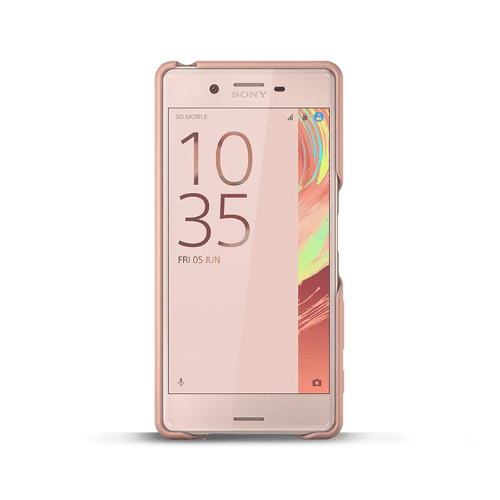 Style Cover SBC22 for Xperia X (Rose Gold), , product-image
