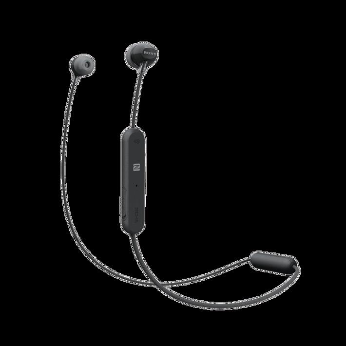 WI-C300 Wireless In-ear Headphones (Black), , product-image