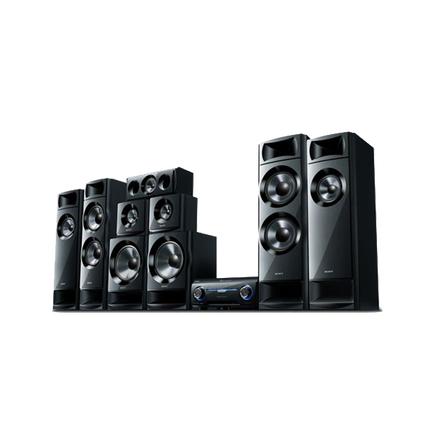 Muteki 7.2 Home Theatre System, , hi-res