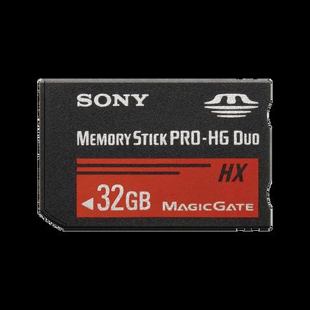 32GB Memory Stick Pro-HG Duo Hx