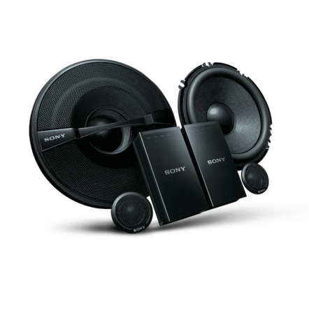 """16cm (6.3"""") 2-Way Component Speakers, , hi-res"""