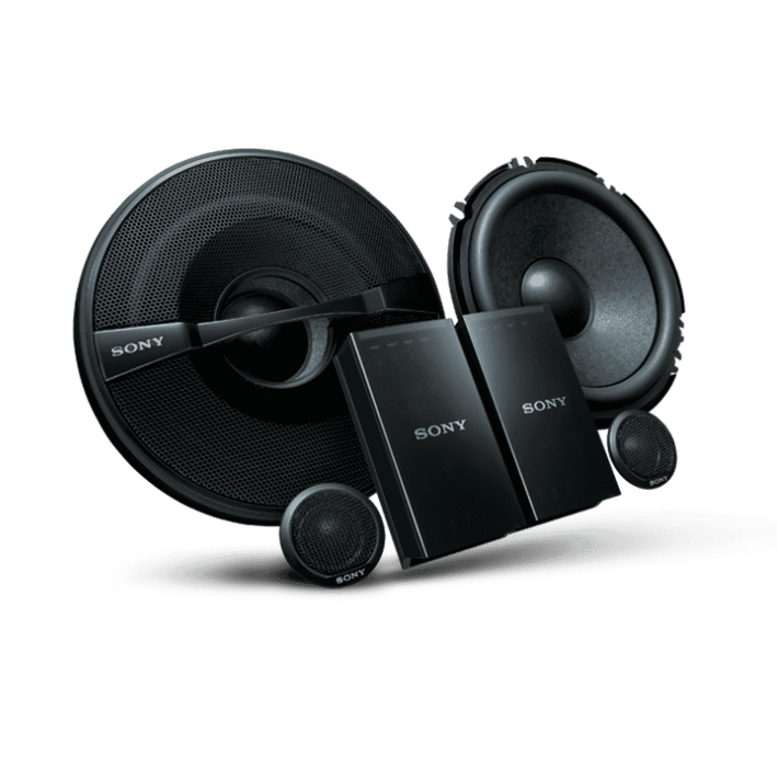 """16cm (6.3"""") 2-Way Component Speakers, , product-image"""