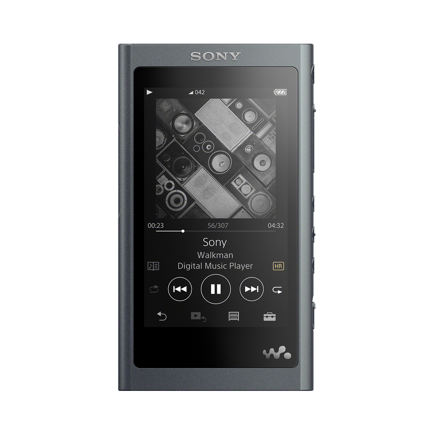 A55 Walkman A Series (Black), , product-image