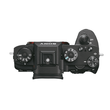 Alpha 9 Full Frame camera with stacked CMOS sensor, , hi-res