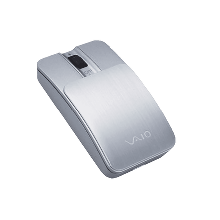 Bluetooth Laser Mouse (Silver)