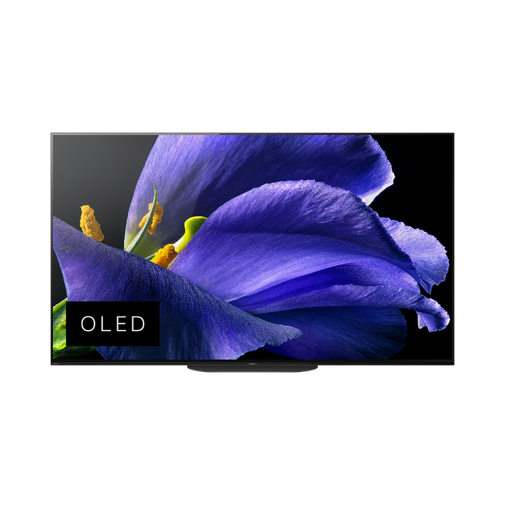 "77"" A9G MASTER Series OLED 4K Ultra HD High Dynamic Range Android TV , , product-image"