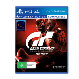 PlayStation4 Gran Turismo Sport™