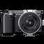 14.2 Megapixel Camera (Black) with SEL16F28 Lens