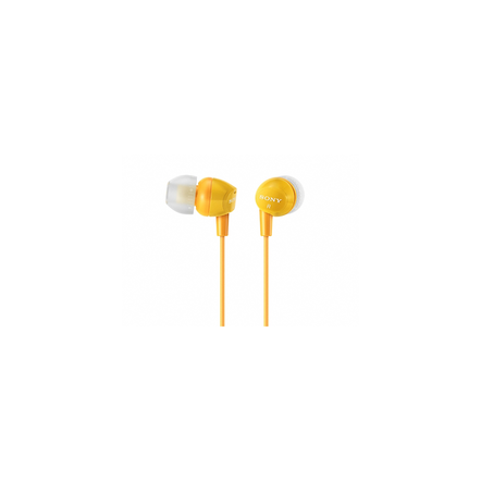 EX10 In-Ear Headphones (Orange)