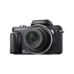 8.1 Mega Pixel H Series 10x Optical Zoom Cyber-shot (Black), , hi-res