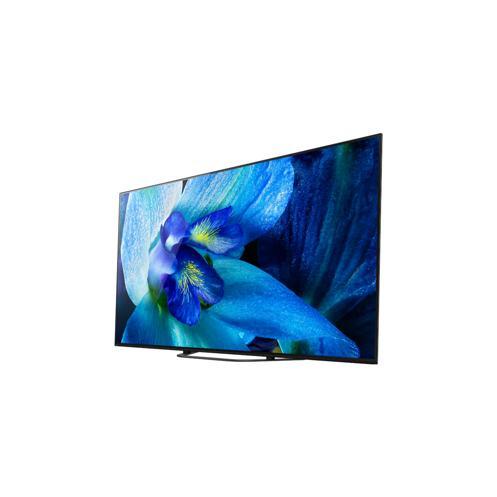 "55"" A8G OLED 4K Ultra HD Android TV with Acoustic Surface Audio , , product-image"