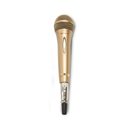 Vocal Microphone (Gold), , hi-res
