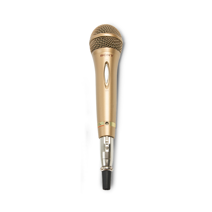 Vocal Microphone (Gold), , product-image