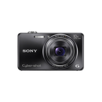 18.2 Megapixel W Series 10X Optical Zoom Cyber-shot Compact Camera (Black), , hi-res