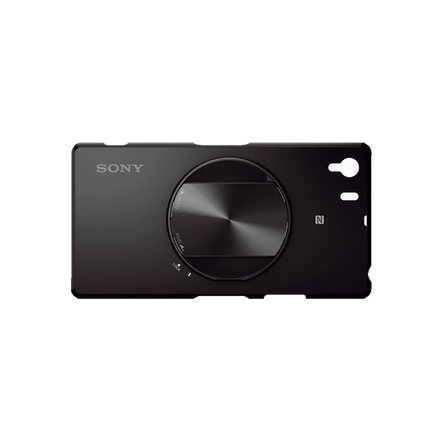 Camera Attachment Case for Xperia Z1 (Black), , hi-res