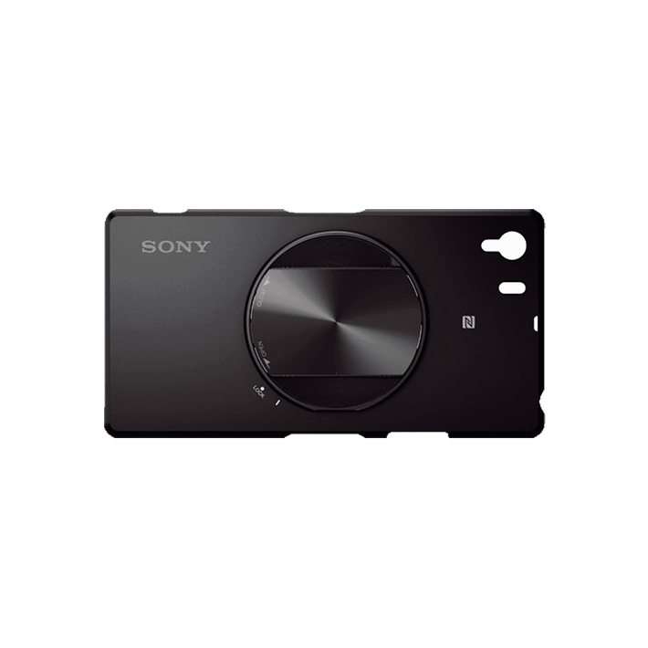 Camera Attachment Case for Xperia Z1 (Black), , product-image