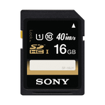 16GB SDHC Memory Card UHS-1 Class 10, , hi-res