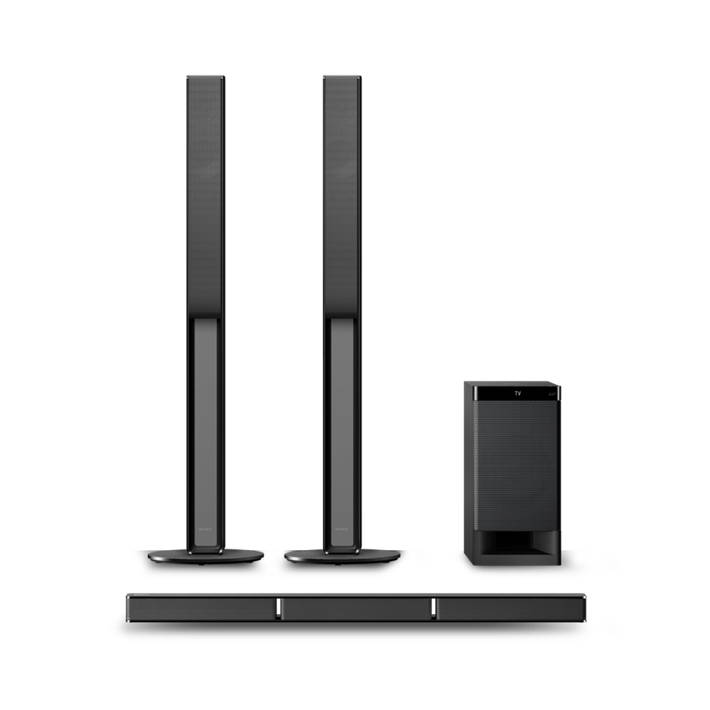 HT-RT40 5.1ch Home Cinema Soundbar System, , product-image