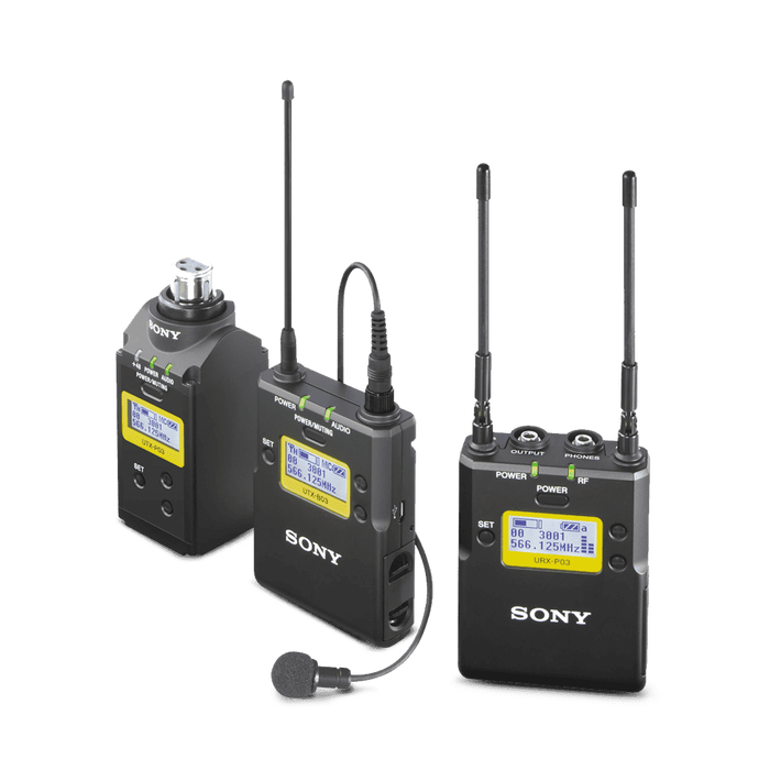 Wireless Microphone System, , product-image