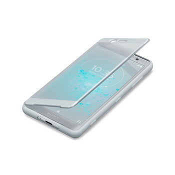 Xperia XZ2 Compact Style Cover Touch SCTH50 (Grey), , hi-res