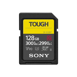 128GB SF-G Tough Series UHS-II SD Memory Card, , hi-res