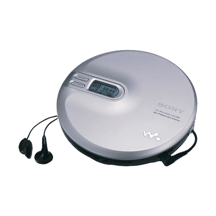 G Protection Discman (Silver), , hi-res