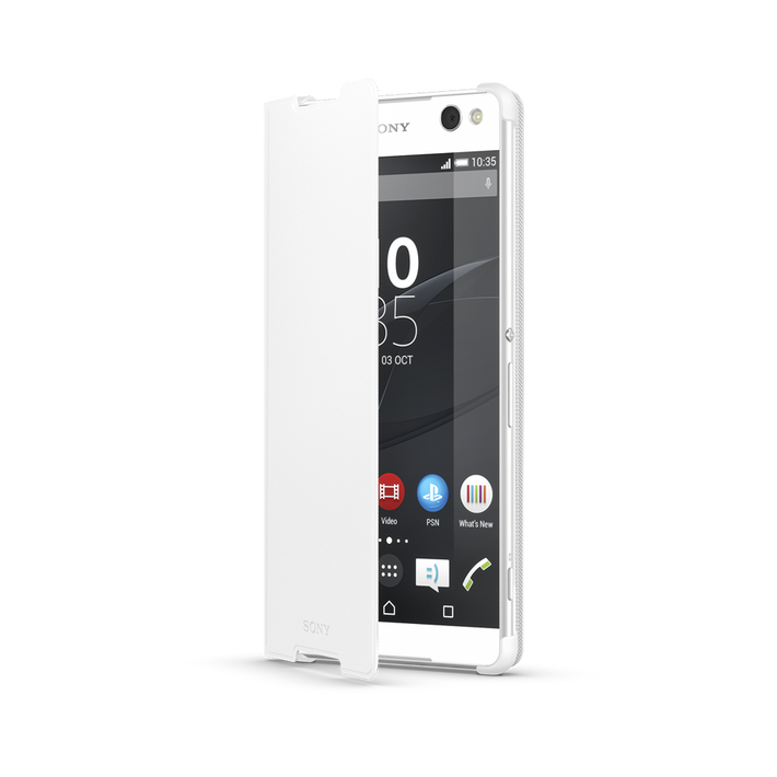 Style Cover for for Xperia C5 Ultra (White), , product-image