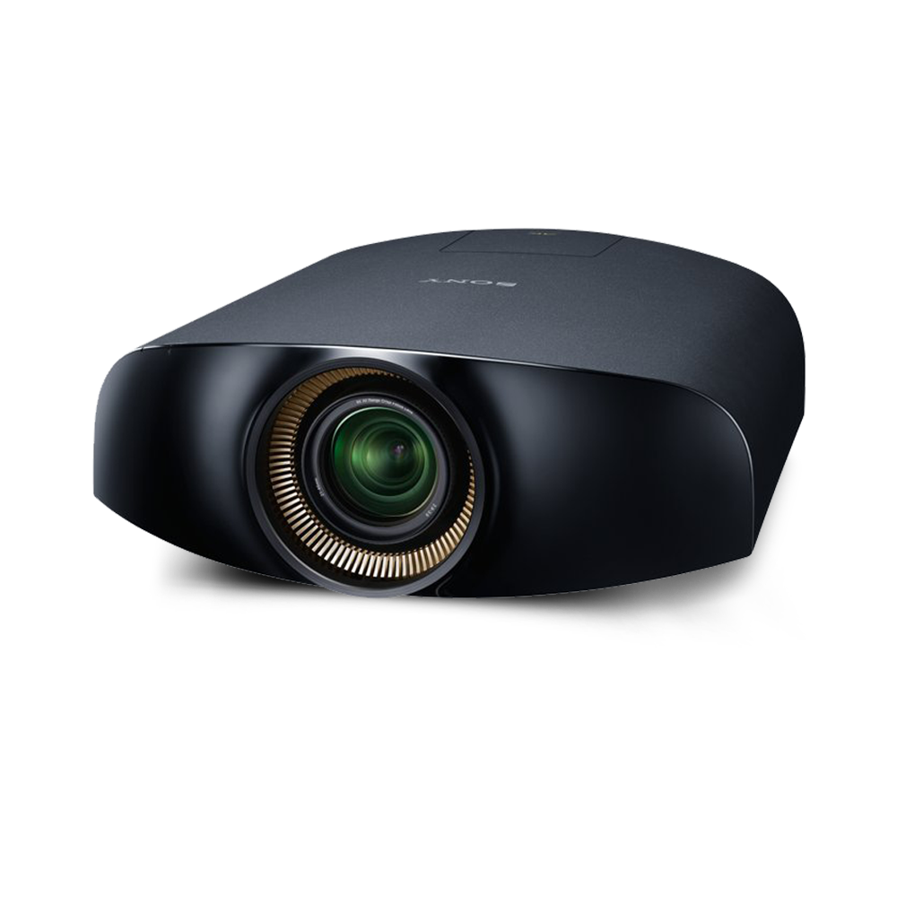 4K Home Theater Projector with 4x Full HD Quality, , hi-res