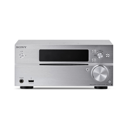 High-Resolution Audio CD Receiver with Bluetooth, , hi-res