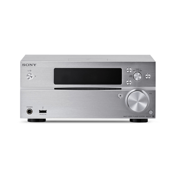 High-Resolution Audio CD Receiver with Bluetooth, , product-image