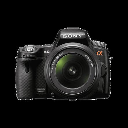 Digital SLT 14.2 Megapixel Camera with SAL1855 and SAL55200-2 Lens