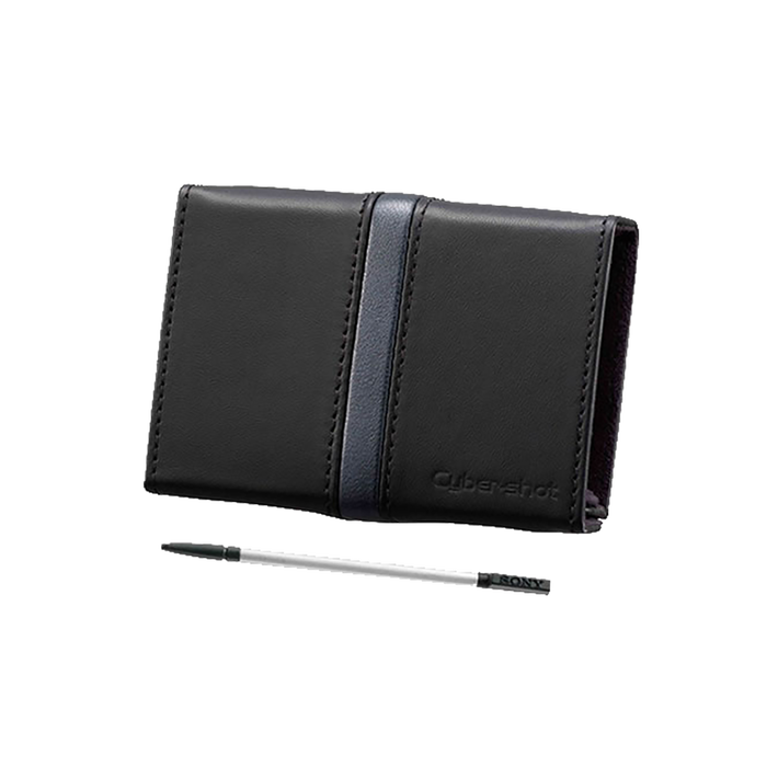 Leather Carrying Case Included with Stylus (Black), , product-image