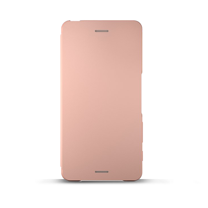 Style Cover Flip SCR58 for Xperia X Performance (Rose God), , product-image